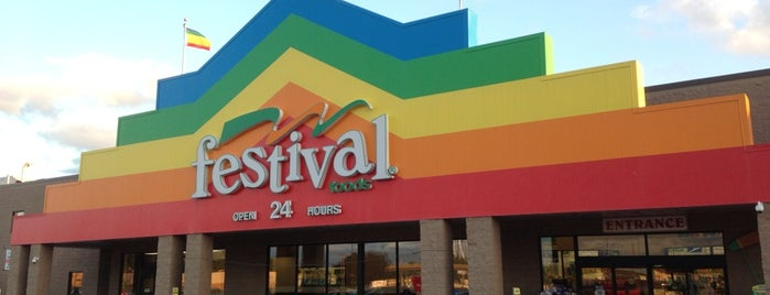 Festival Foods is one of My Favorite Local Places.