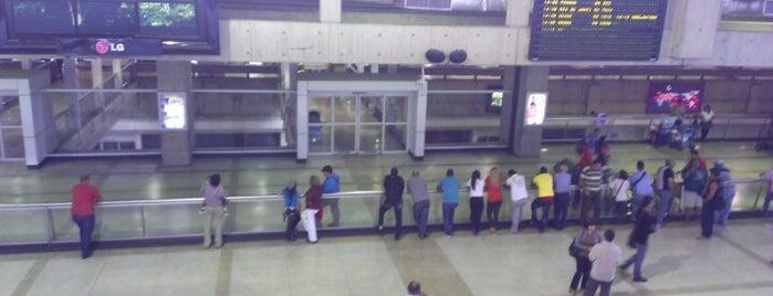 Simón Bolívar Uluslararası Havalimanı (CCS) is one of Airports of the World.