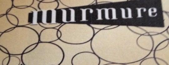 Le Murmure is one of Paris delights.