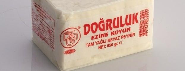 Doğruluk Ezine Peynirleri Genelmüdürlük is one of Lieux sauvegardés par Alp.