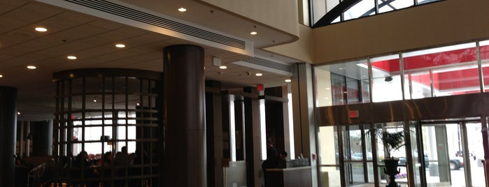 Teaneck Marriott at Glenpointe is one of Ben's list for Hotel and Resort.