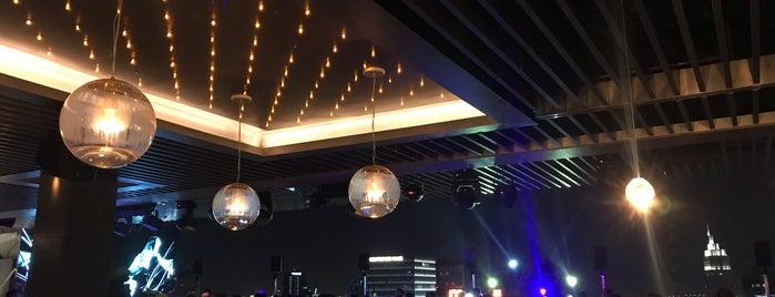 SOHY Sky Lounge is one of Orte, die Gianfranco gefallen.