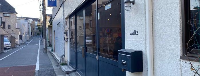 Waltz is one of Japan.