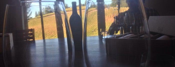 Checkerboard Vineyards is one of สถานที่ที่บันทึกไว้ของ David.