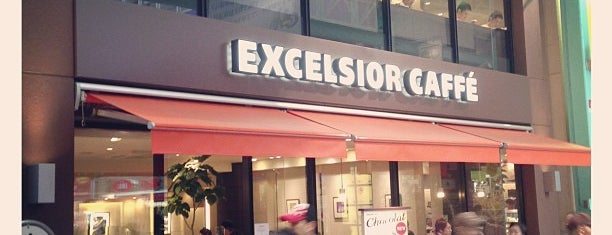 EXCELSIOR CAFFÉ is one of Masahiro 님이 좋아한 장소.