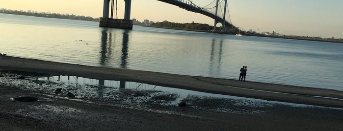 Bronx-Whitestone Bridge is one of Posti che sono piaciuti a Mei.