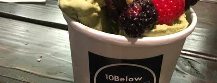 Minus10 Ice Cream is one of Tempat yang Disimpan Mei.