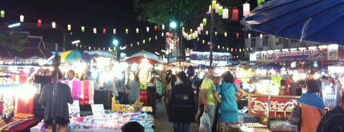 Chiang Mai Night Bazaar is one of Chiang Mai.