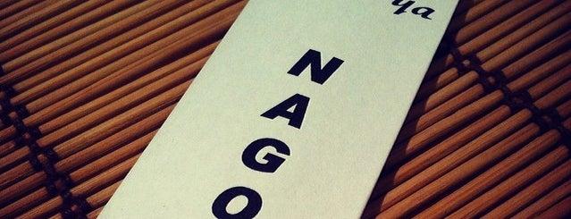 Nagoya is one of Comer en Madrid.
