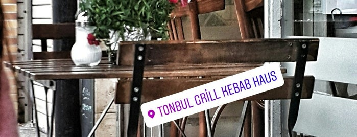 Ton Bul Grill und Kebab Haus is one of Lugares favoritos de Jan.