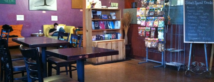 Sabor y Cultura Café is one of Coffee Shops for Writing.