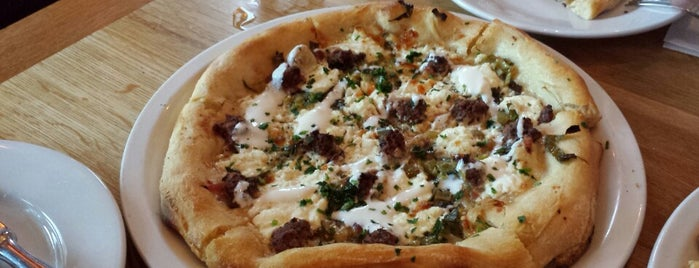 Gialina Pizzeria is one of #adventureSF.