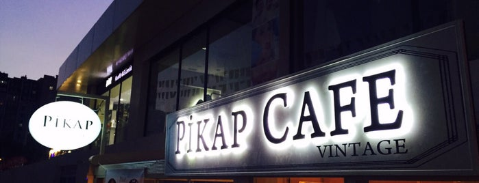 Pikap Cafe Vintage is one of Cafeler.