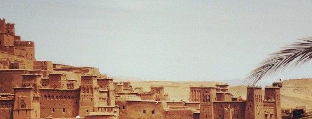Aït-Ben-Haddou is one of Far Far Away.