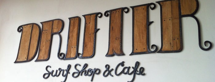 Drifter Surf Shop is one of Bali.