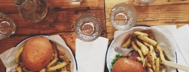 Honest Burgers is one of 1001 reasons to <3 London.