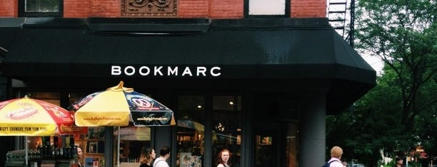 Bookmarc is one of NY Stores.