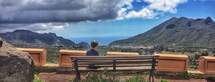 Santiago Del Teide is one of Tenerife.