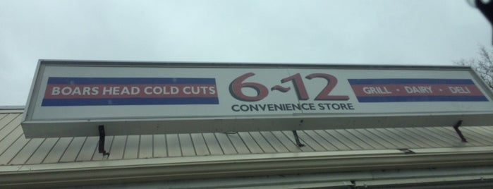 6-12 Convenience Store is one of '82715.stuff..