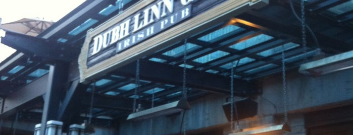 Dubh Linn Gate Irish Pub is one of Annaさんのお気に入りスポット.