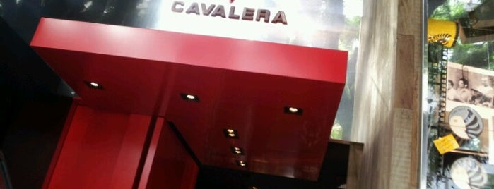 Cavalera is one of São Paulo.