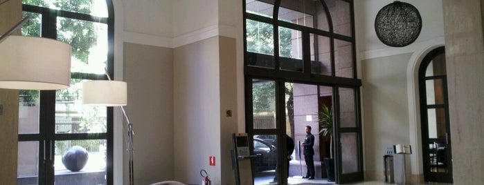 TRYP São Paulo Paulista Hotel is one of Carina 님이 좋아한 장소.