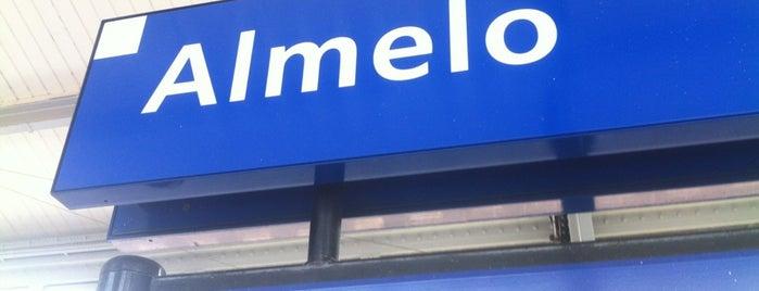 Station Almelo is one of Friesland & Overijssel.