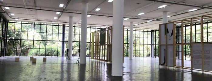 Pavilhão Ciccillo Matarazzo (Pavilhão da Bienal) is one of Locais curtidos por Belisa.
