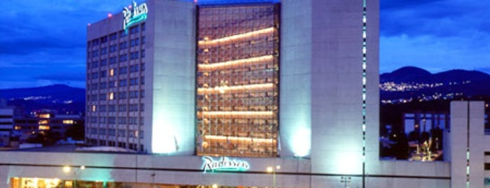 Radisson Paraiso Hotel Mexico City is one of Jack : понравившиеся места.