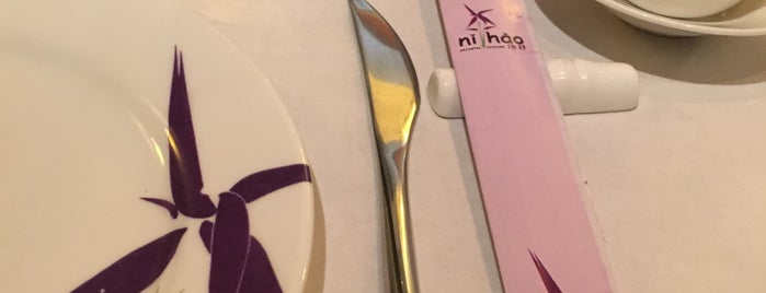 Nihao, Radisson Blu is one of Restaurantes bons.