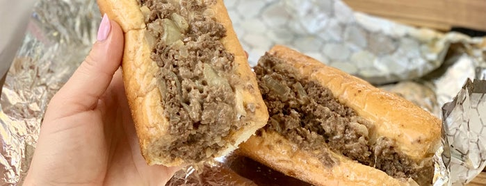 Woodrow's Sandwich Shop is one of philly.