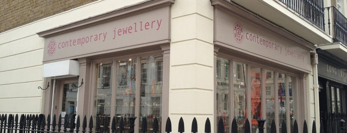 Contemporary Jewelly is one of Orte, die Mike gefallen.