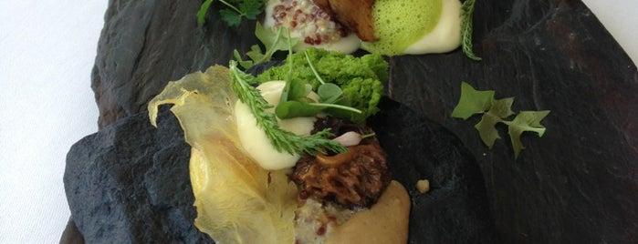 Mirazur is one of World's 50 Best Restaurants 2014.