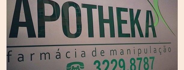 Apotheka is one of major estilo.