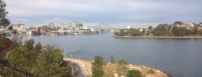 Barangaroo Reserve is one of Sydney, NSW.