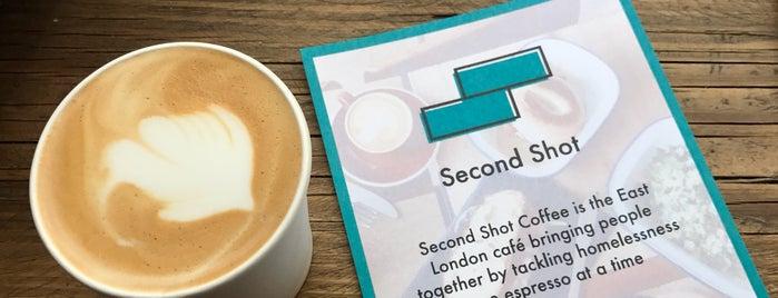 Second Shot is one of Cafés EU.