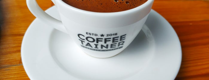 Coffeetainer is one of Balayı.