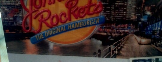 Johnny Rockets is one of Fooding.
