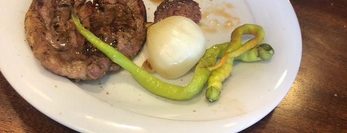 Foça Steak House is one of Locais curtidos por Ceren.