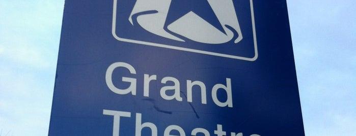The Grand Theatre is one of Nick'in Beğendiği Mekanlar.