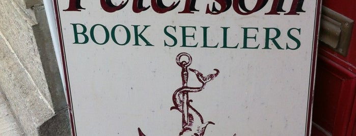 Berry & Peterson Booksellers is one of Bookstores - International.