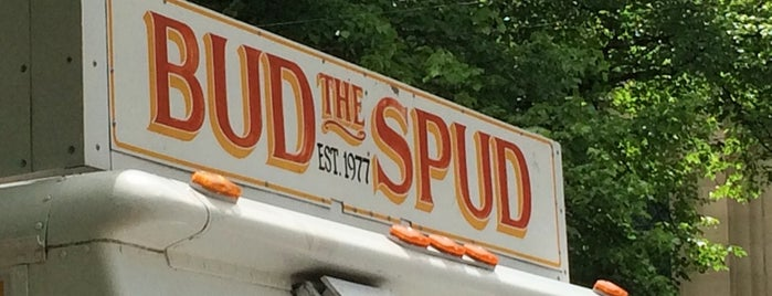 Bud the Spud is one of Halifax To-Do.