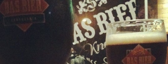 Das Bier Kneipe is one of BLUMENAU.