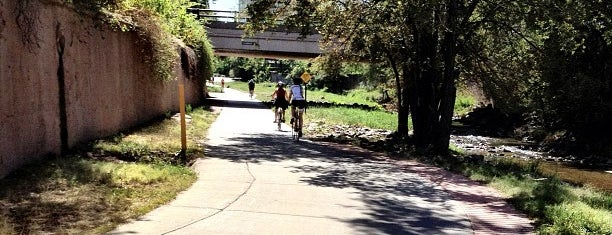 Cherry Creek Bike Path is one of Denver.