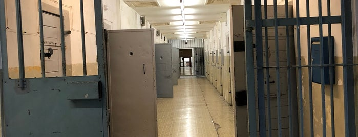 Hohenshönhausen Prison is one of Micha : понравившиеся места.