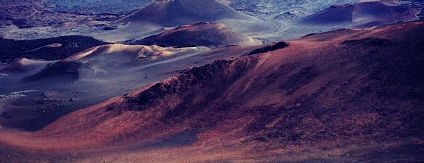 Haleakalā National Park is one of National Recreation Areas.