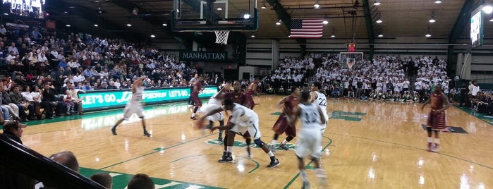 Draddy Gymnasium is one of NCAA Division I Basketball Arenas/Venues.