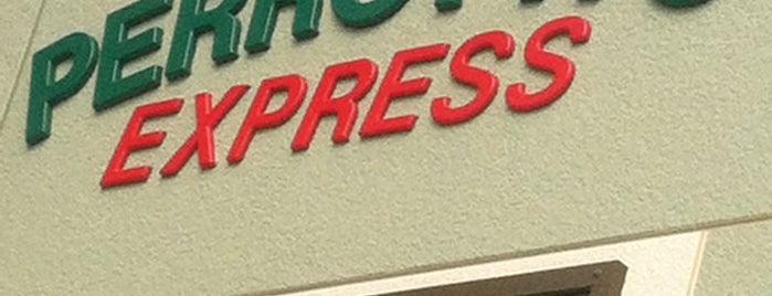 Perrotti's Express is one of Posti che sono piaciuti a Adam.