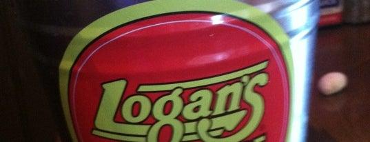 Logan's Roadhouse is one of Locais curtidos por Luis.