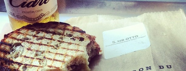 La Maison du Croque Monsieur is one of EAT.